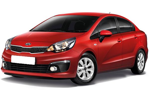 Kia Rio Sedan or Similar